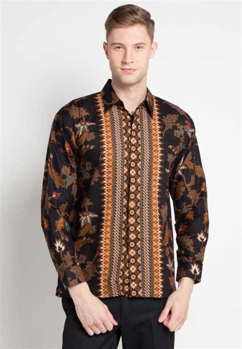 model baju batik kombinasi batik kombinasi