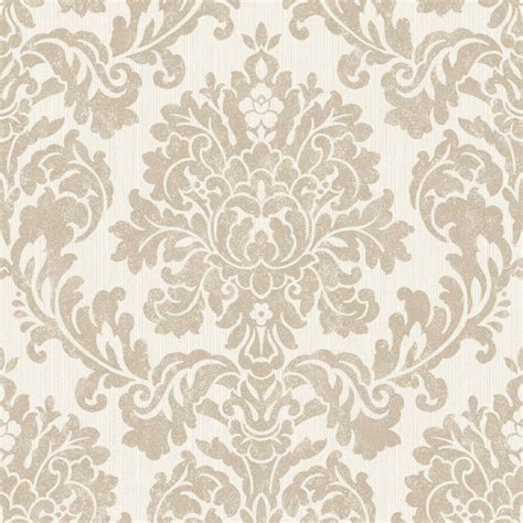 Paint Kitchen Cabinets Ideas - audley gold damask glitter effect wallpaper departments diy at b q