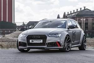 Audi Rs6 : prior design releases audi a6 rs6 avant pd600r ~ Gottalentnigeria.com Avis de Voitures
