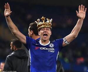 John Terry: Chelsea's controversial hero   Daily Mail Online  Terry