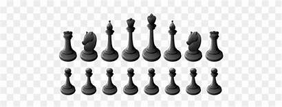 Chess Games Pieces Board Flyclipart Transparent Clipart