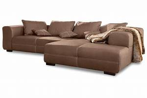 Sofa Zum Halben Preis : ecksofa braun sofas zum halben preis ~ Eleganceandgraceweddings.com Haus und Dekorationen