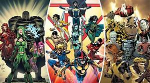 10, Marvel, Superteams, Who, Deserve, Movies, -, Daily, Superheroes