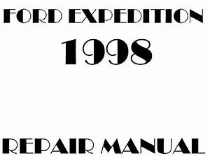 1998 Ford Expedition Repair Manual