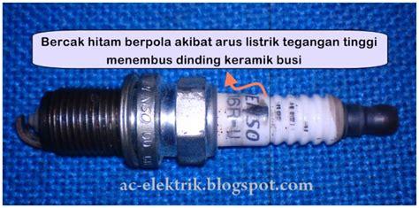 akibat jika insulator coil pengapian bocor atau rusak otomotrip