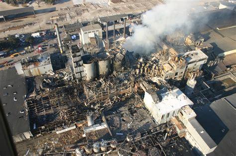 imperial sugar dust explosion risktech management solutions