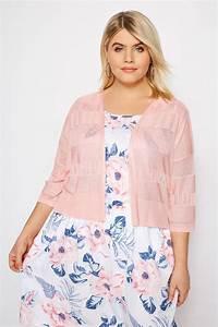Bon Price Mode : cardigan ouvert pointelle rose grande taille 44 64 ~ Eleganceandgraceweddings.com Haus und Dekorationen