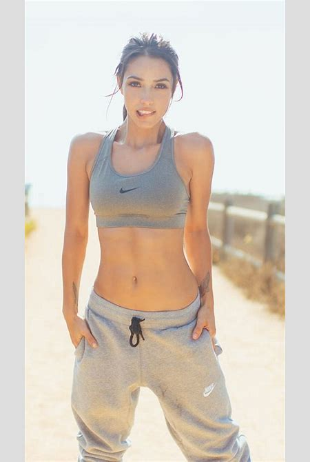 Michele-Maturo-Hot-Sexy-Fitness-Girl-iPhone-Wallpaper - iPhone Wallpapers