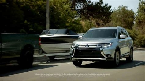 Mitsubishi Outlander Commercial Song by 2016 Mitsubishi Outlander Tv Commercial I Back