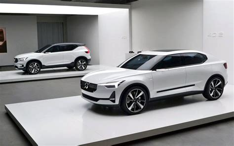 volvo electric car strategy statement range