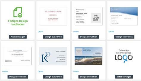 visitenkarten erstellen  gehts kostenlos mit freeware