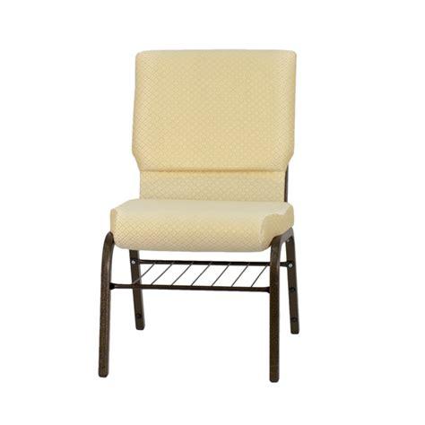 church chairs 4 less hercules series 18 5 w church chair in beige patterned