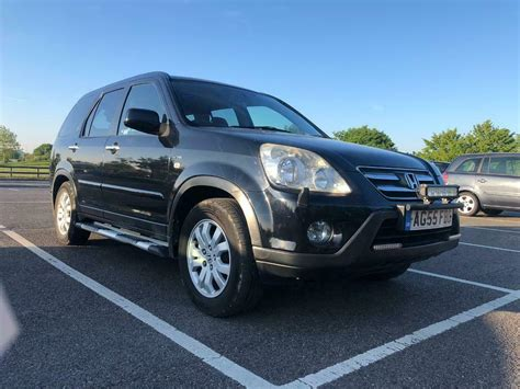 We're sorry, our experts haven't reviewed this car yet. 2006 Honda CRV 2l cheapest in the country!   in Ashford ...