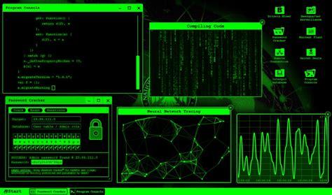 geekprank tela de hacker