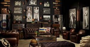 50, Tips, And, Ideas, For, Man, Cave, Decor