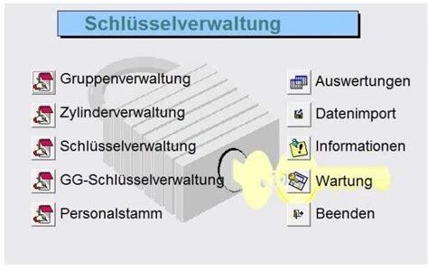schluesselverwaltung fuer access  freewarede