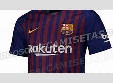 Filtran el uniforme del Barcelona para la temporada 2018
