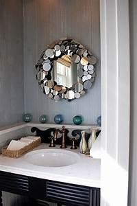 Refection Salle De Bain : le miroir d coratif en 50 photos magnifiques ~ Preciouscoupons.com Idées de Décoration