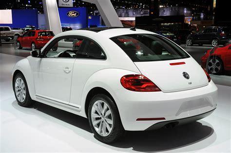 diesel volkswagen beetle 2013 beetle tdi debuts as volkswagen s sportiest diesel