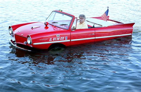 Boat Car And Truck by Rc Truck Drives Water Rebrn
