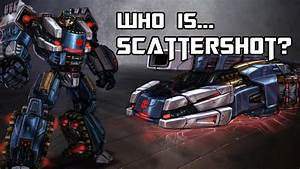 Who Is Scattershot   Transformers History