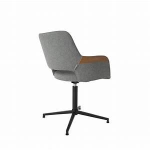 Fauteuil Pivotant Design : fauteuil design pivotant syl zuiver ~ Teatrodelosmanantiales.com Idées de Décoration