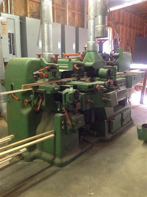wood moulding manufacturing molding equipment  sale