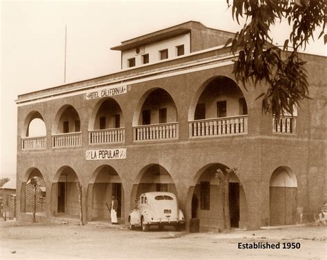 hotel california history