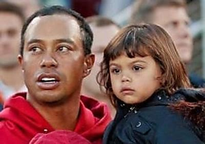 Tiger Woods' Daughter Was a Cute Kid, But What She Looks ...