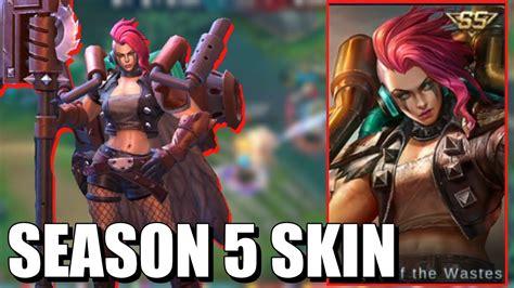Season 5 Skin Released