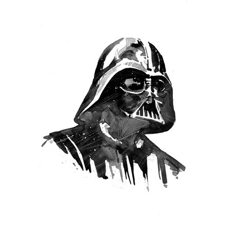Star Wars Darth Vader Backgrounds Drawn Darth Vader White Background Pencil And In Color Drawn Darth Vader White Background