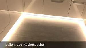 Led Strips Küche : led sockel k che youtube ~ Buech-reservation.com Haus und Dekorationen