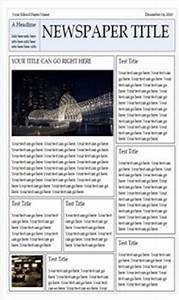 1000 images about newspaper and magazine creators online With google docs elementary newspaper template