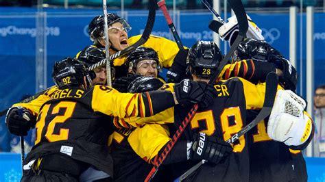 Deutsche eishockey liga (del) 2. Olympia 2018: Eishockey-Halbfinale Deutschland gegen Kanada heute live im TV und im Live-Stream ...