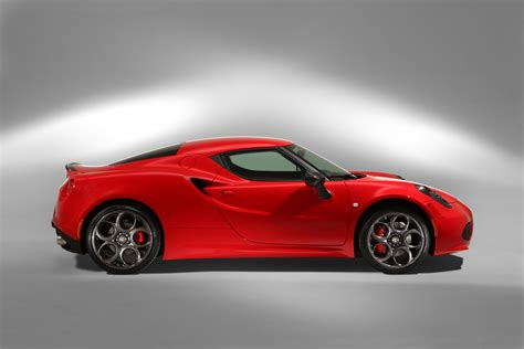 Alfa Romeo 4c Debuts At 2018 Goodwood Festival Of Speed