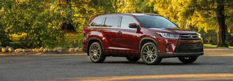 toyota highlander cargo space dimensions  seating