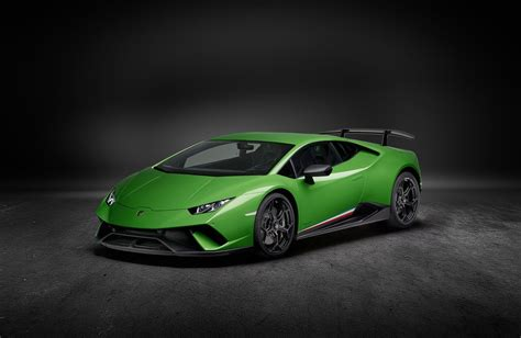 lamborghini huracan performante 2018 lamborghini 39 s 2018 huracan performante is a record