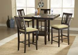 Dining Table Chair Measurements by Counter Height Dinette Sets HomesFeed