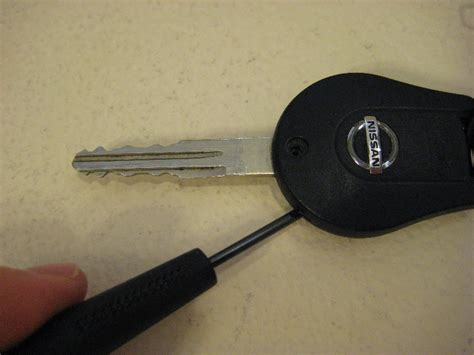 nissan battery key fob rogue replacement change 2009 murano remote guide 2008 replace source intelligent