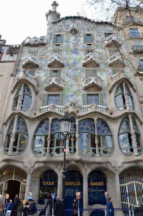 Casa Batilo by Casa Batll 243 Antoni Gaud 237 Modernist Museum Barcelona All