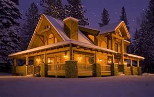 Natural Element Homes Log Cabins