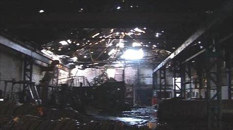 bbc news uk england south yorkshire fire damages