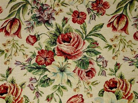 Floral Upholstery Fabric by Floral Tapestry Curtain Upholstery Fabric Great Fabrics