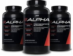 Alpha Jym Testosterone Booster