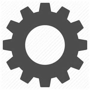 Gear Automation Icons