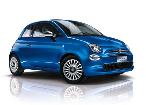 Fiat 500 Backgrounds by Blue Fiat 500 Mirror Car 2018 On White Background