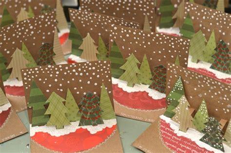 weihnachtskarten zum selber machen 120 weihnachtsgeschenke selber basteln