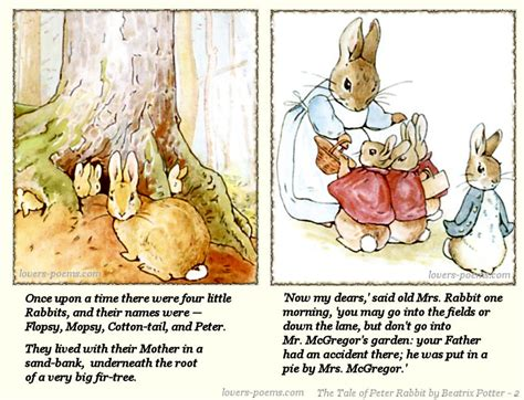 Tale Of Peter Rabbit Quotes. Quotesgram