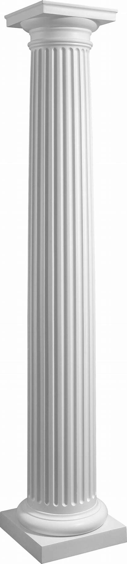 Fluted Column Round Tapered 1101 Brochure