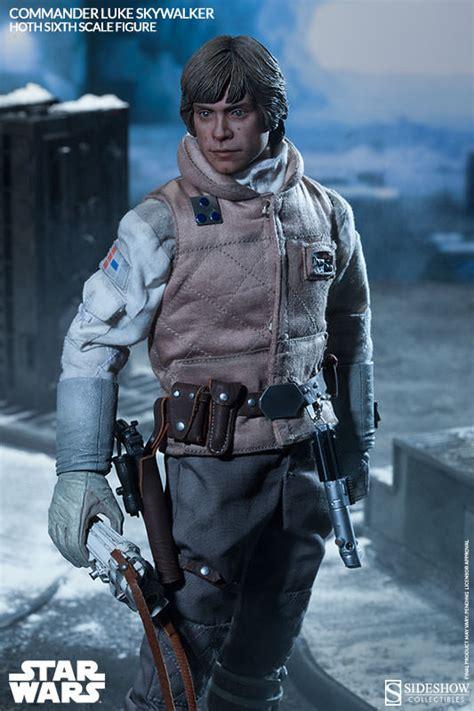 General News Sideshow 1:6 Star Wars LUKE AND TAUNTAUN